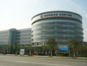 German Centre, Shanghai