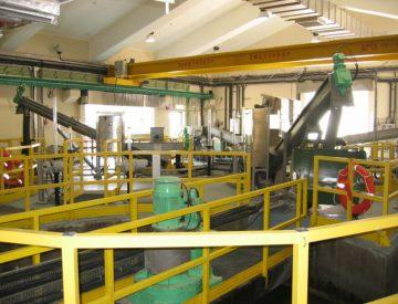 Ngong Ping Sewage Treatment Plant (Tertiary Treatment)