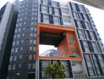 City University of Hong Kong – Student Hostel Development Phase IV