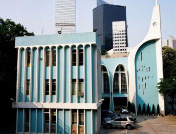 Saint Joseph's Catholic Church, 37 Garden Road, Hong Kong