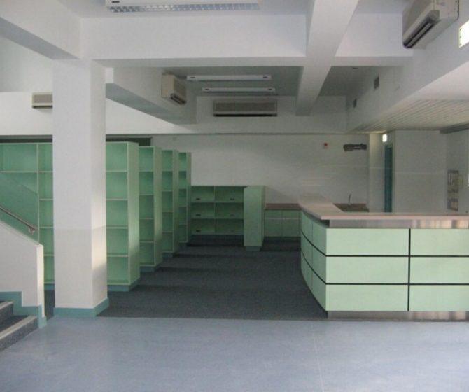 HKUGA College, Nam Fung Road, Aberdeen, Hong Kong