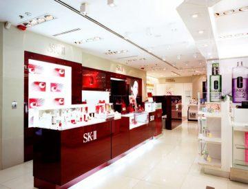 Times Square Cosmetics, Land Crawford Store, Causeway Bay, Hong Kong