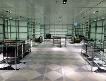 Prada New Shop, Hong Kong International Airport